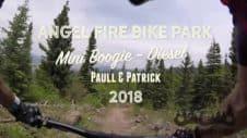 Angel Fire Bike Park – Mini Boogie to Lower Diesel – 2018
