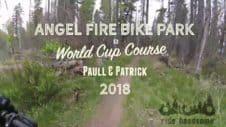 Angel Fire Bike Park – World Cup – 2018