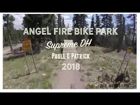 Angel Fire Bike Park – Upper Supreme – 2018